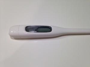 舌下用の体温計